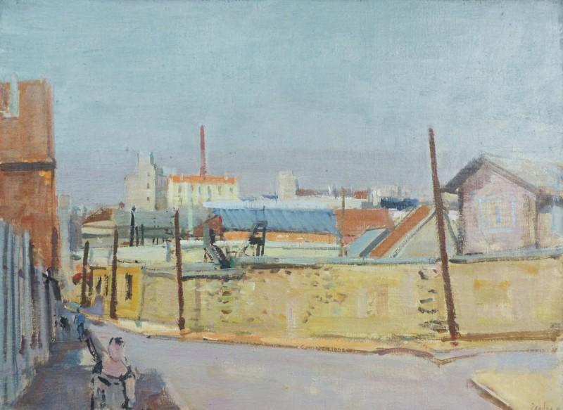 Rue de Banlieu, 1952