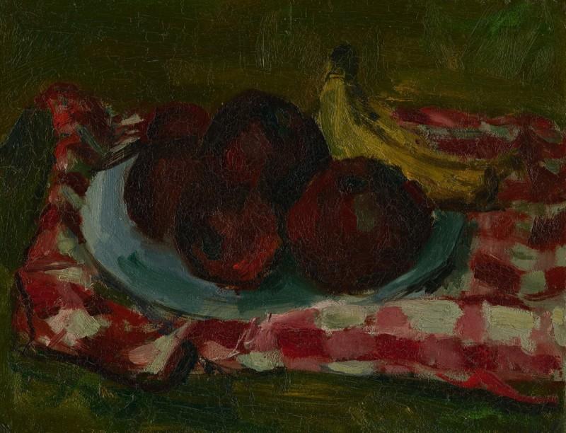 Erdbeerfarbene Äpfel, ca