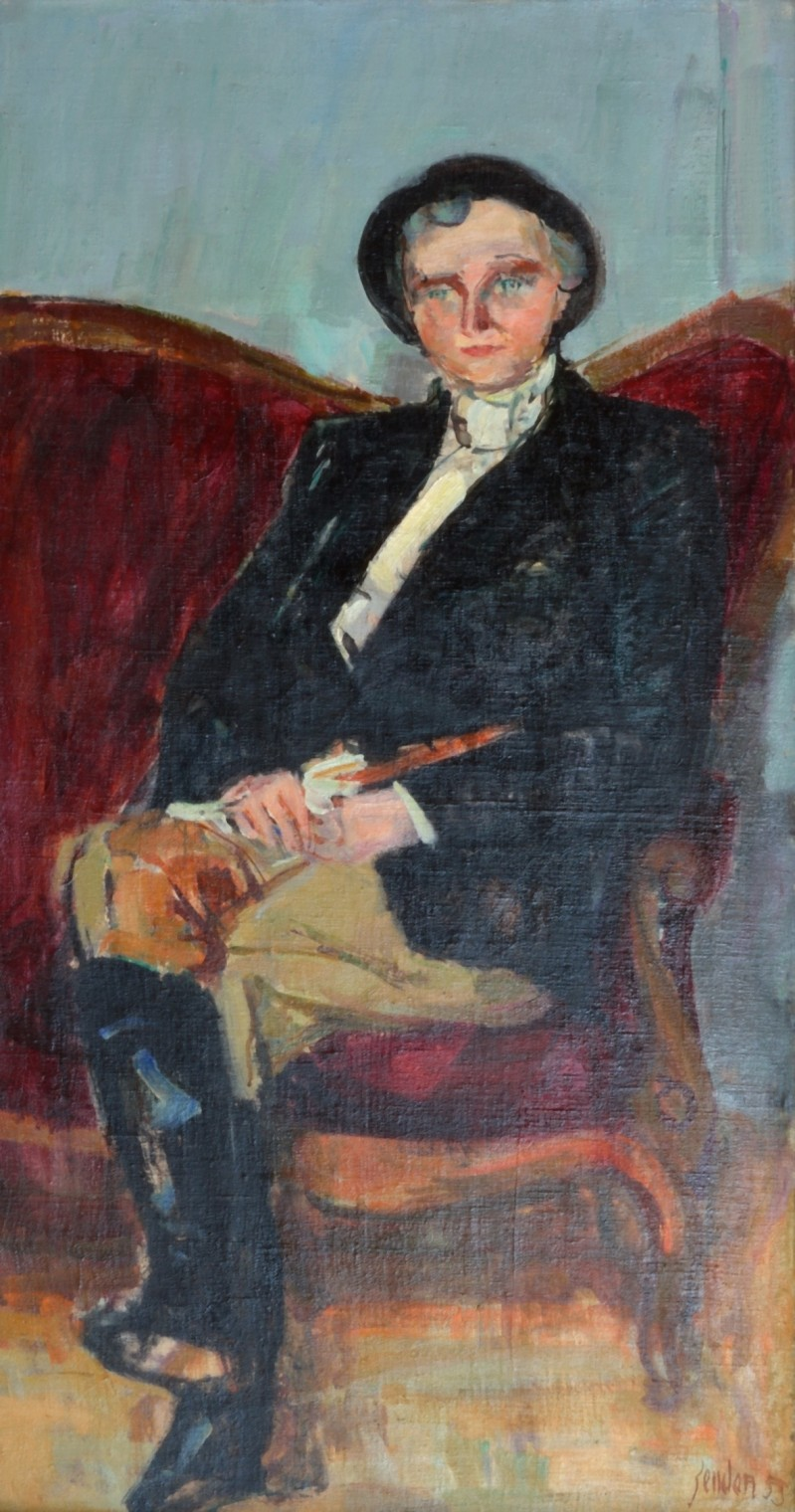 Reiterin, Frau Dr