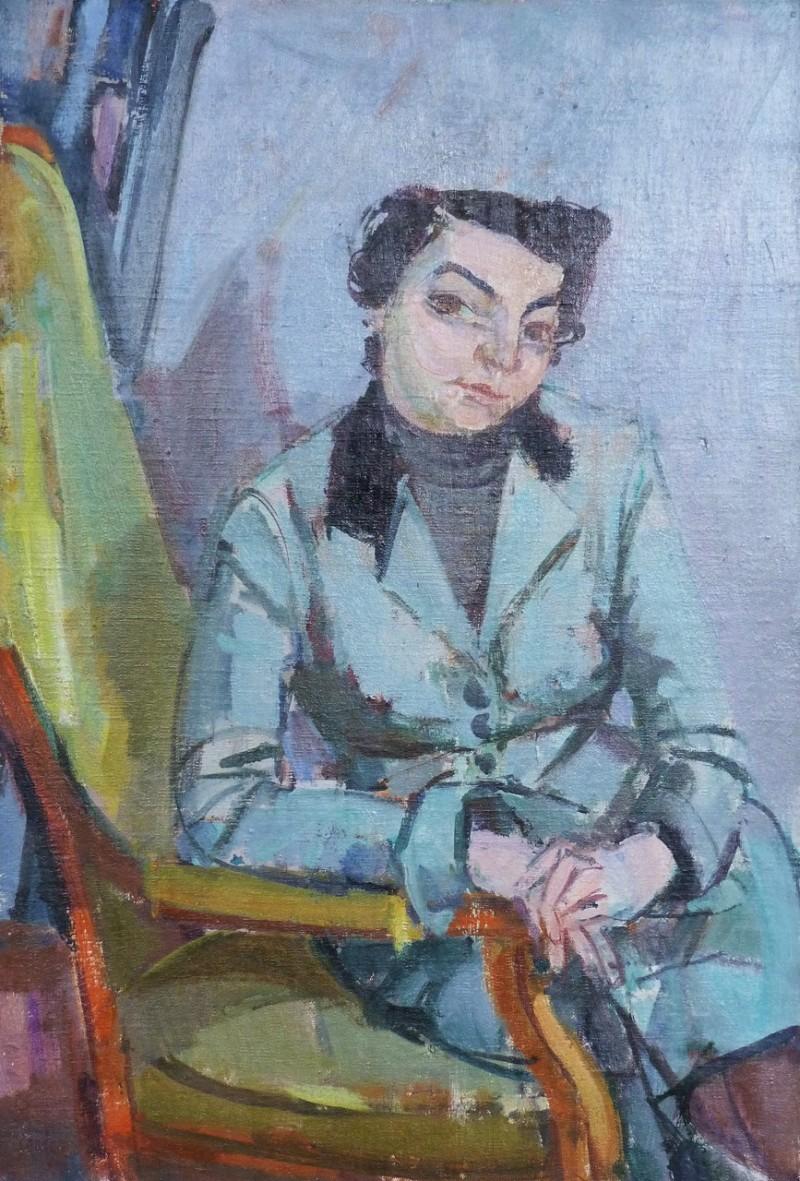 Porträt Suzanne, 1954
