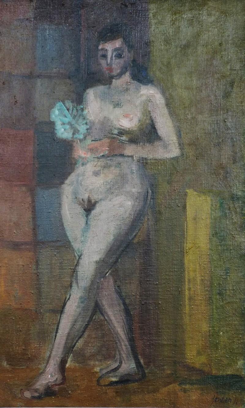 Stehender Akt, 1931