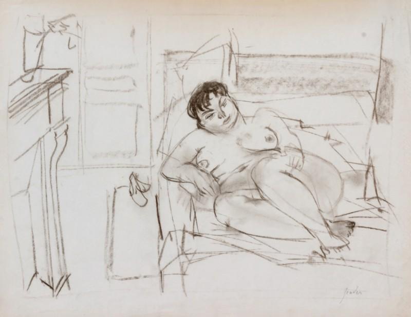 Repos, 1958