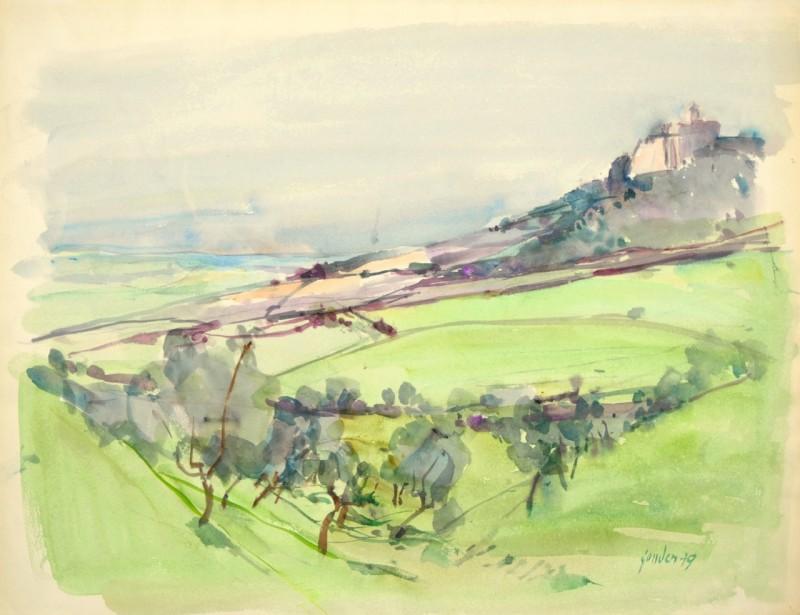 Grüne Toskana, 1979