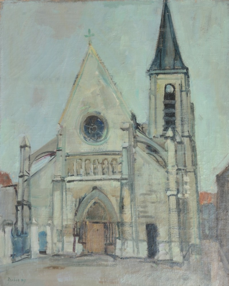 Kirche, 1949