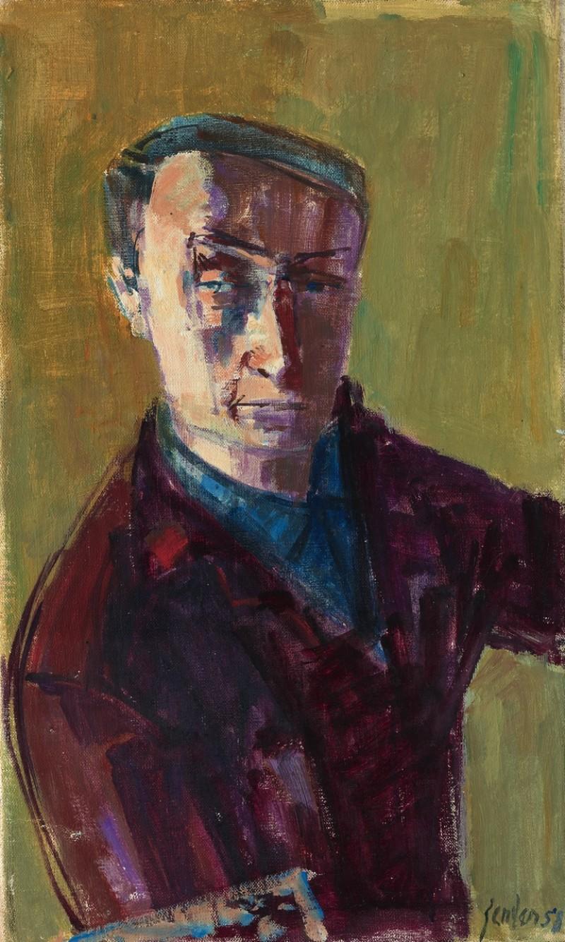 Selbstporträt, 1958