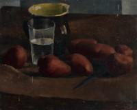 Les pommes de terre roses, um 1925
