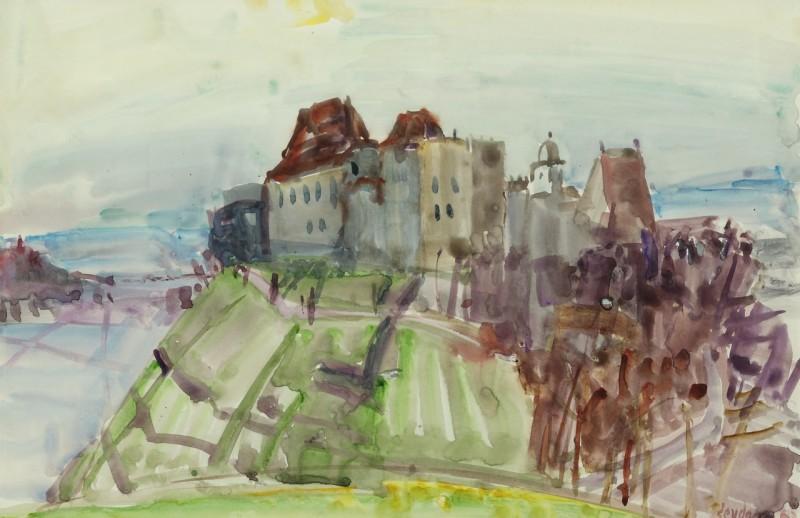 Schloss Lenzburg, 1962