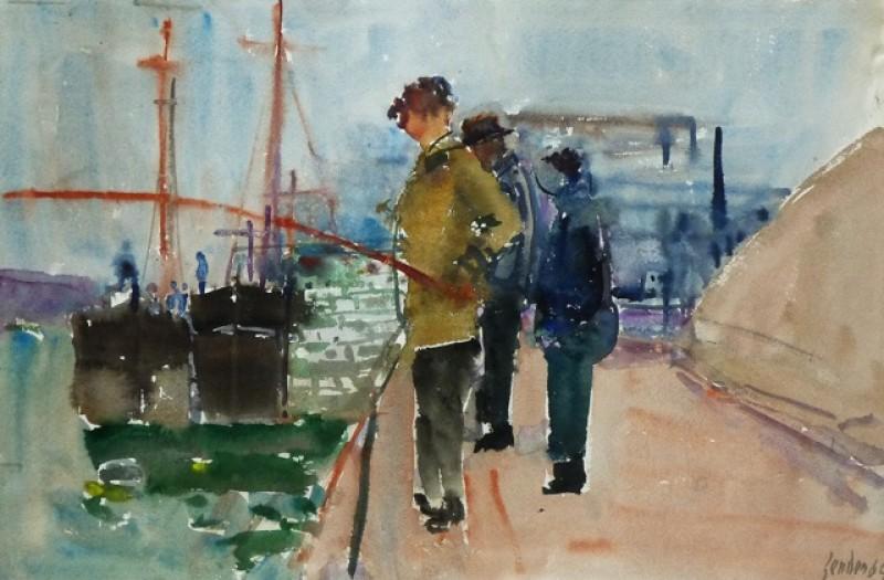 Pêcheurs à la Ligne, 1964