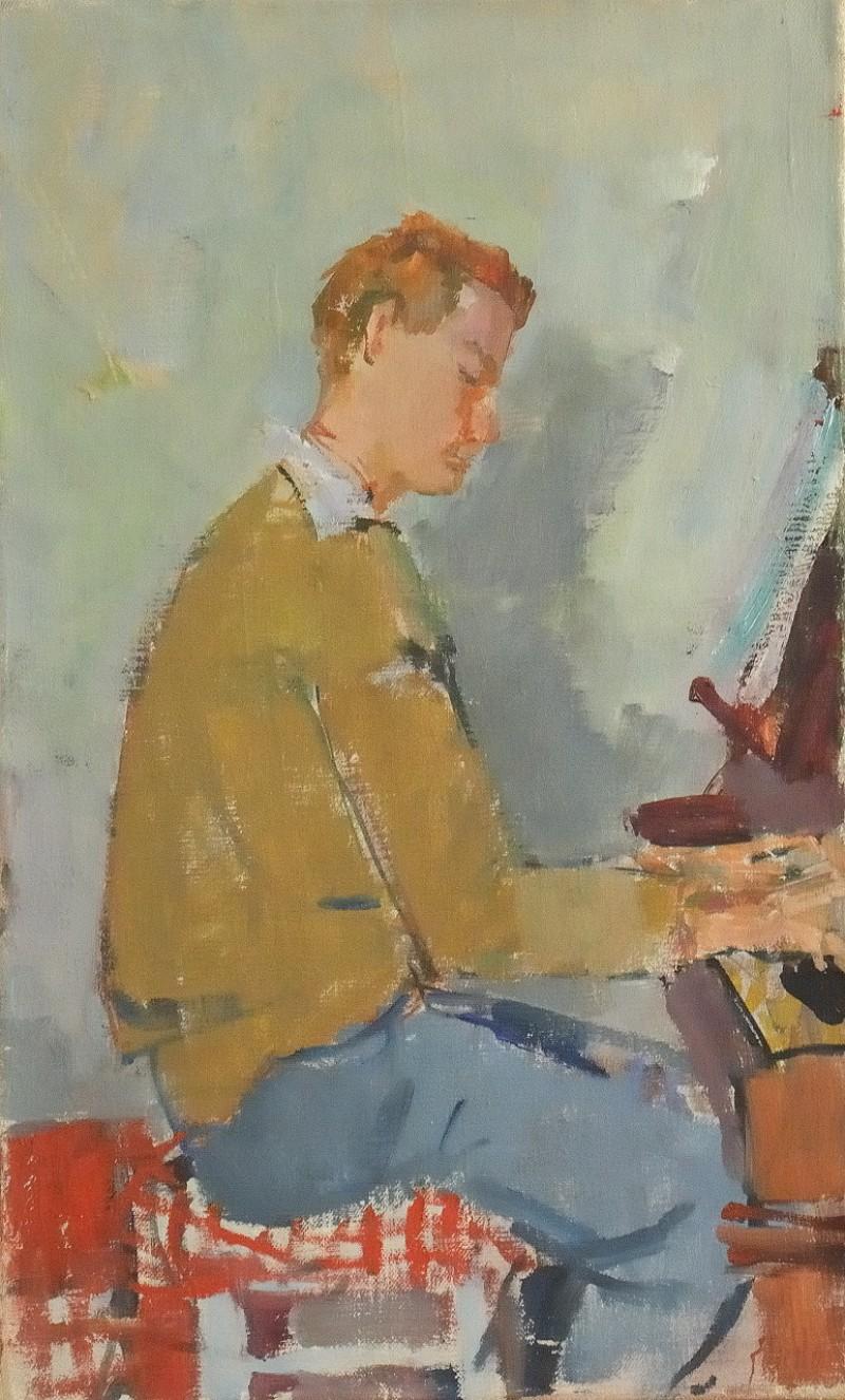 Klavierspieler (Jean Claude Zehnder in Mitheuil)