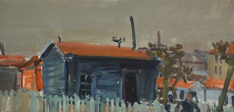 La cabane bleue, Paris (1970)