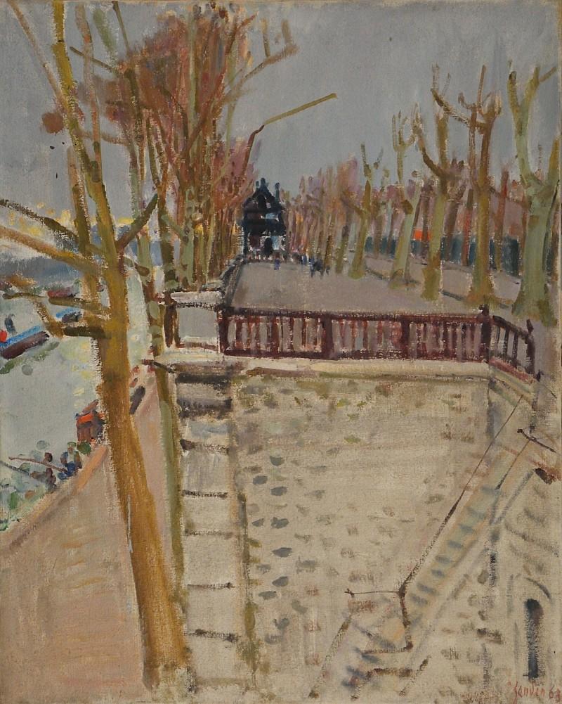 An der Seine, 1963