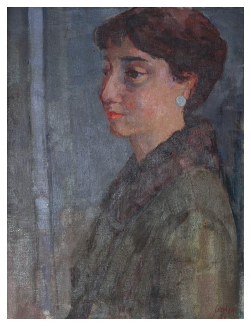 Annette Bäschlin, 1960