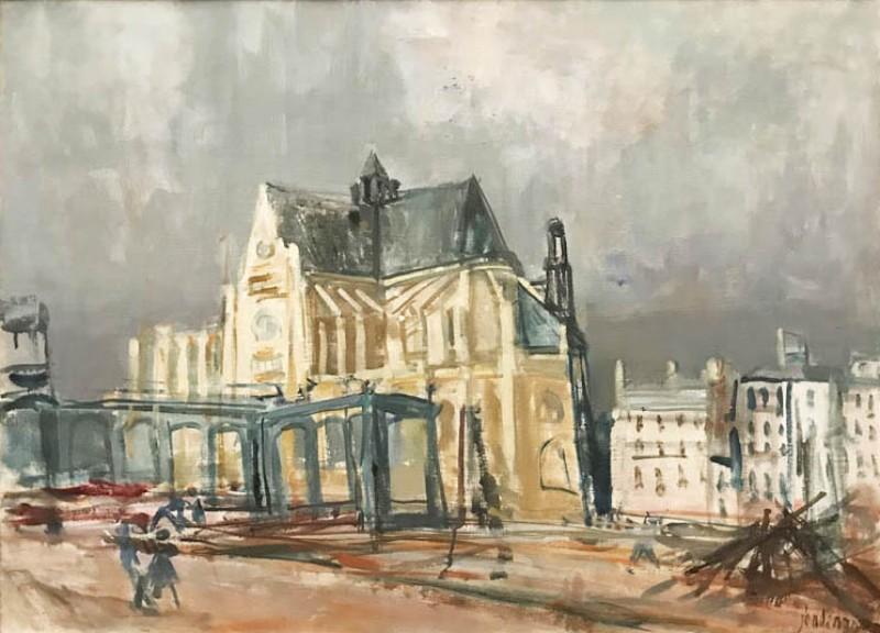 Pfarrkirche Saint-Eustache Paris