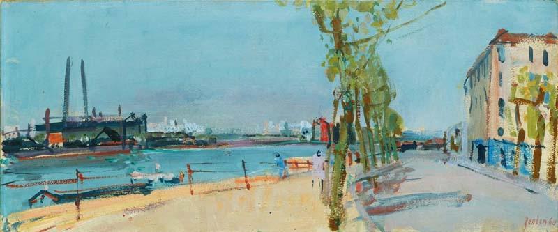 Seine, 1960