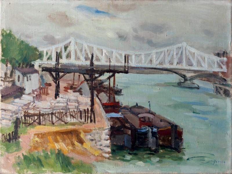 Seine-Brücke
