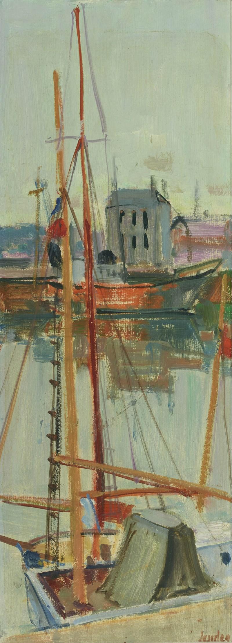 Hafen in Dieppe