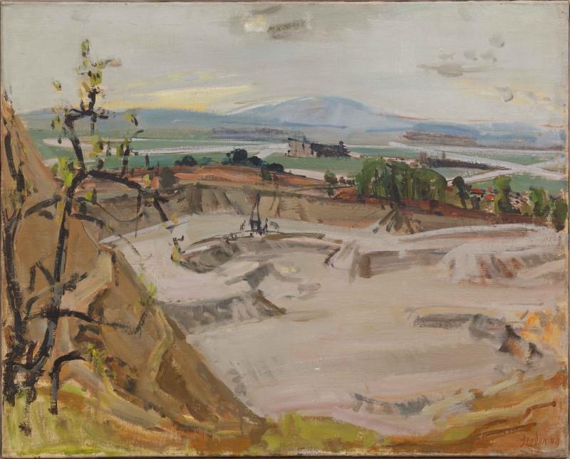 Flughafen Kloten, 1949