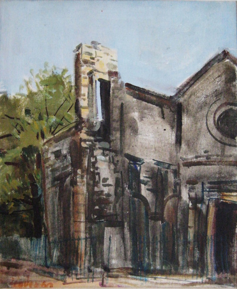 Kirche, 1960