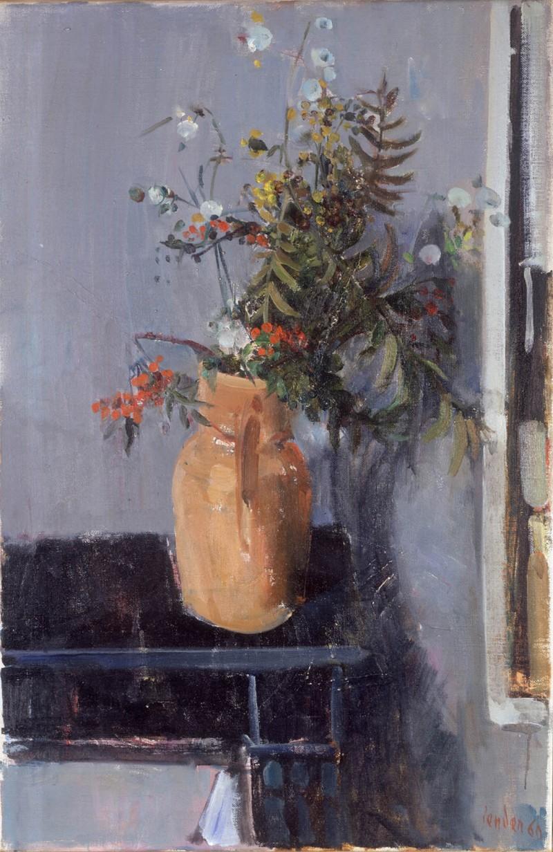 Bouquet d'automne, 1960