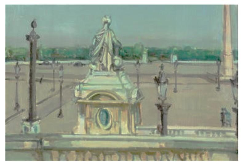 Place de la Concorde, 1948