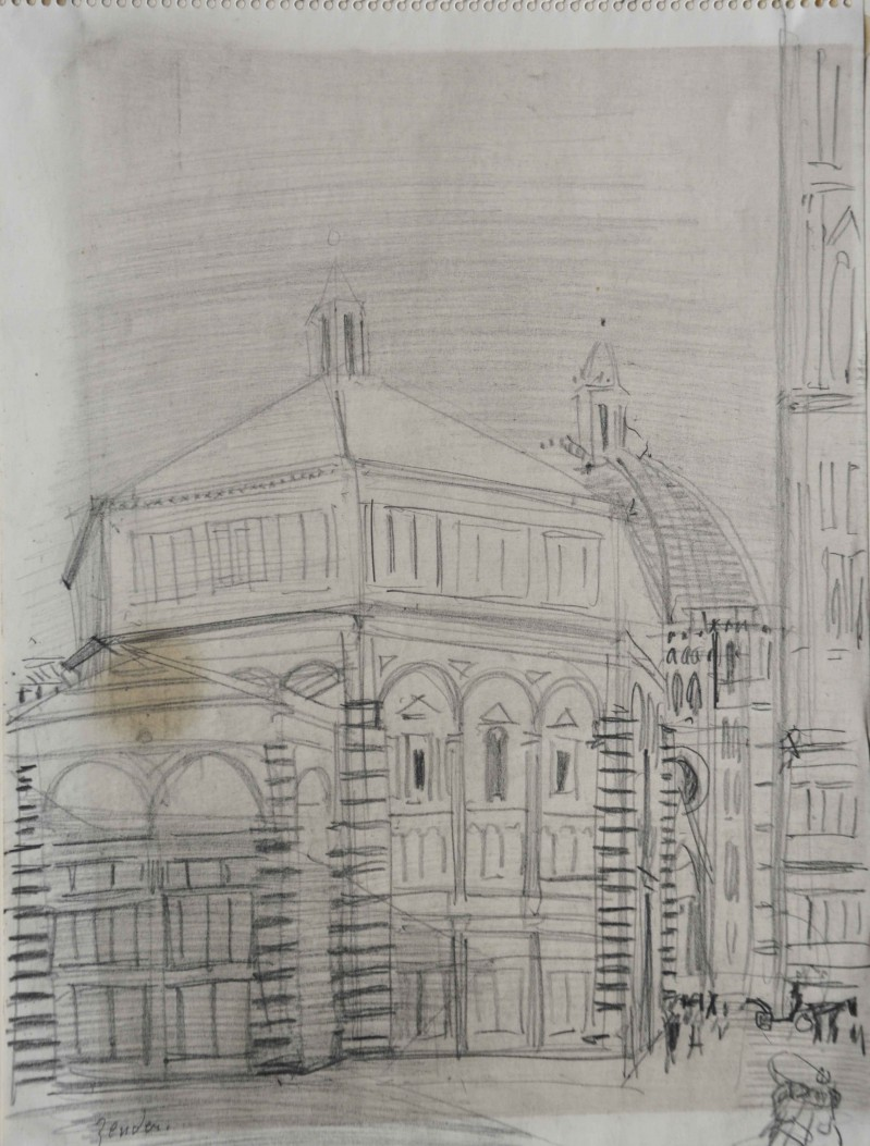 Palazzo und Duomo